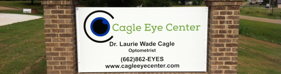 Contact us at the Cagle Eye Center